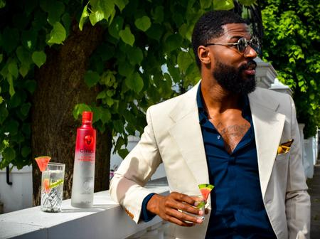 BBnaija Mike Edwards Bags New Ambassadorial Deal, Becomes The Only Nigerian Followed By Ciroc