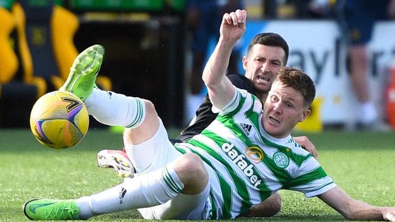 Celtic's 'revival' now seriously in question as desperate rerun is aired at Livingston