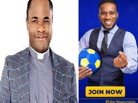 Nigerian Pastor Calls Out Jay Jay Okocha For Being A Brand Ambassador Of A Sport Betting Company