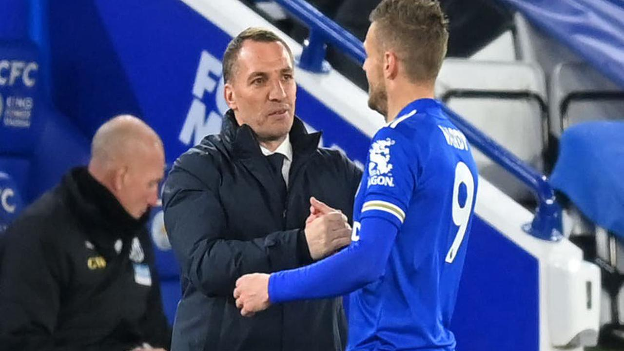 Brendan Rodgers wants Leicester squad fully focused on sealing Champions League position
