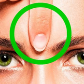 Press This Area on Your Forehead for 60 Seconds and See What Happens to Your Body