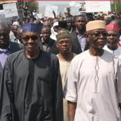 Reno Omokri reveals a secret on what happened when Buhari protested against Jonathan.