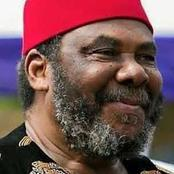 Celebration Pete Edochie at 74