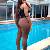 Check Out These 20 Lovely Photos Of Nollywood Actress Luchy Donald's Who Will Be Turning 30 Soon