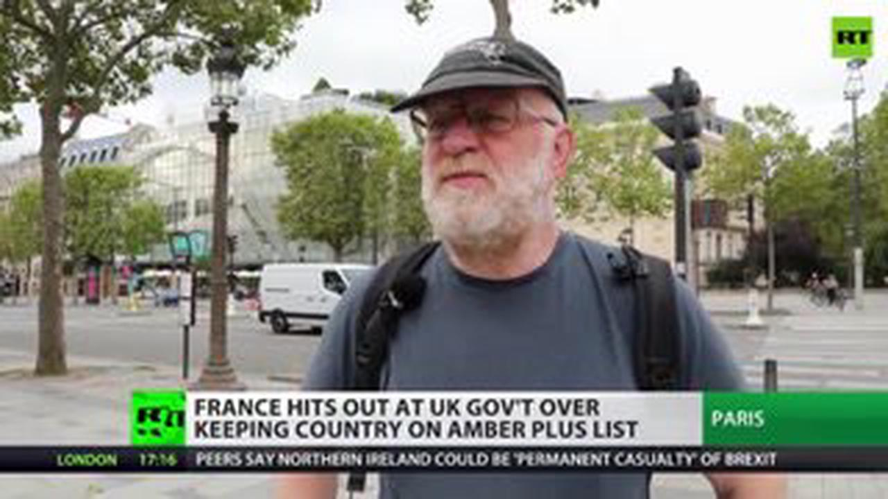 France-UK SOURING: Macron lashes out as French official admits 'bad faith every day'