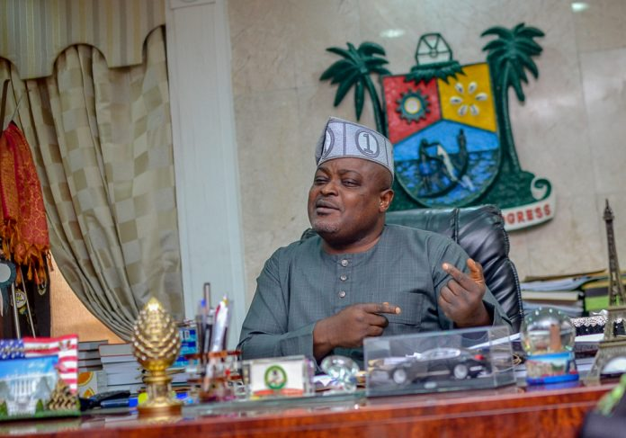 New Financial Autonomy's Is The Best Interest Of States – Lsp Hon. Obasa