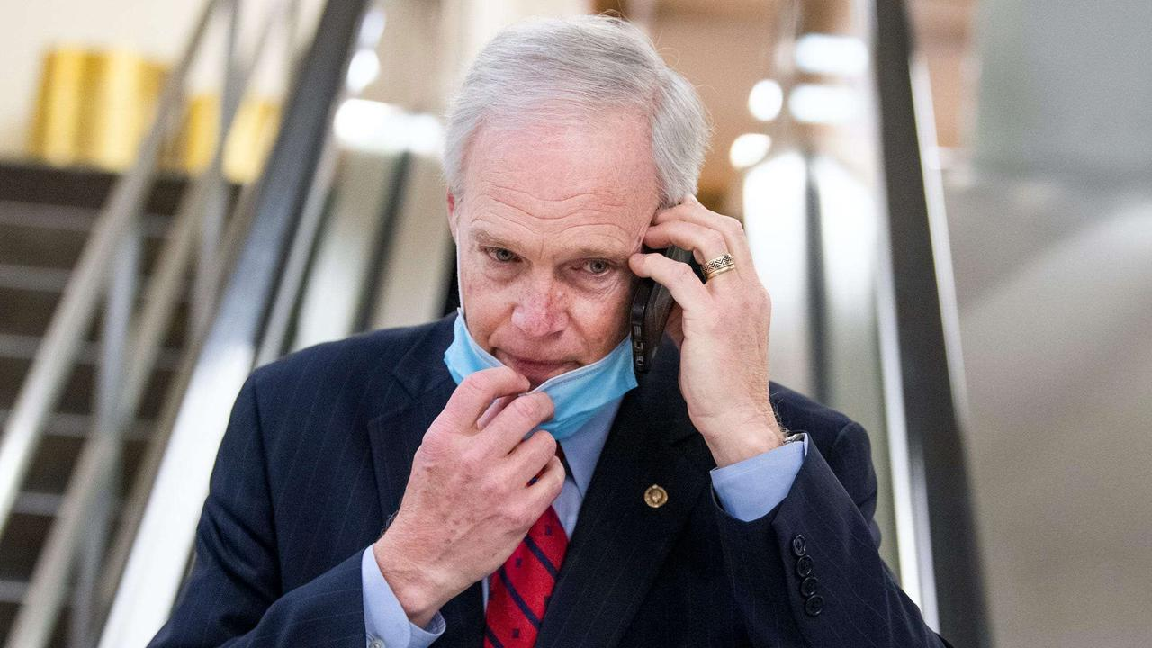 'Run, Ron, Run!': Trump urges his staunch ally Sen. Ron Johnson, who downplayed the Capitol riot, to seek reelection