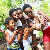 Kenyans React After Musician Akothee Revealed When She Will Stop Giving Birth