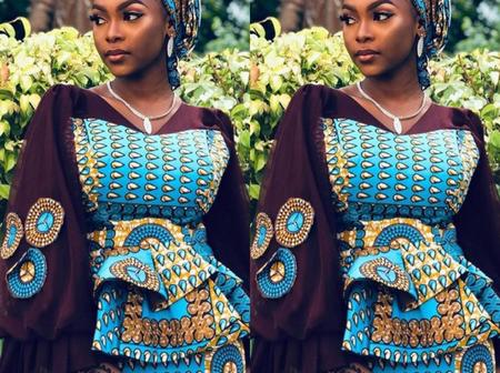 Muslimahs, Check Out These Latest Ankara Styles For You To Rock This Ramadan
