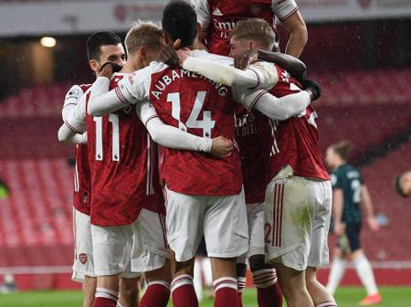 Arteta points to a player that can make the club to be successful before the season ends