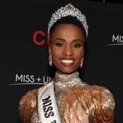 (Zozibini Thunzi) Miss Universe dragged into this
