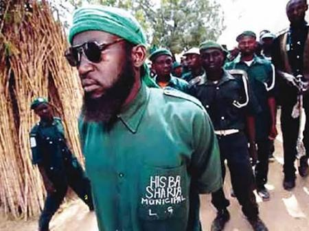 A look at Hisbah Corps in Northern Nigeria (photos)