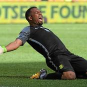 Khune Is Reportedly Leaving Chiefs For An Abroad Team: Check Out Where He Is Going