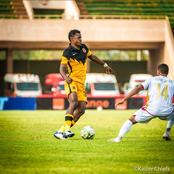 Kaizer Chiefs suffer the loss in first half time; Wydad Athletic Club 2 : 0 Kaizer Chiefs