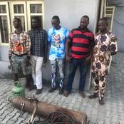 Lagos Police Reject N500,000 Bribe Offer By Arrested Suspects