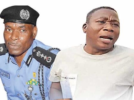 IGP Under Pressure To Arrest Sunday Igboho As The Activist Snubbed Police Invitation
