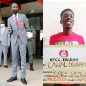I Was Amazed When I Saw A Taxi Driver Smiling After He Was Sentenced To Jail For Fraud(Photo)