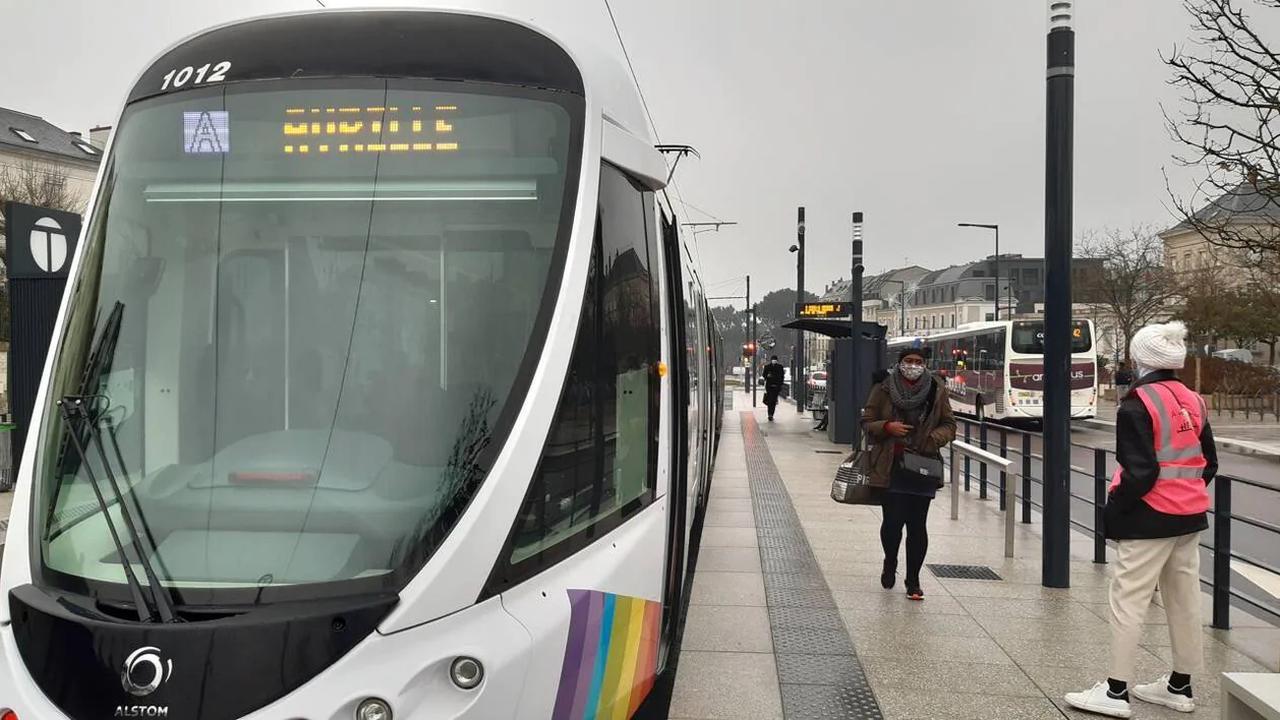 Angers. L'Agglo a investi 179millions dont la moitié pour le tram