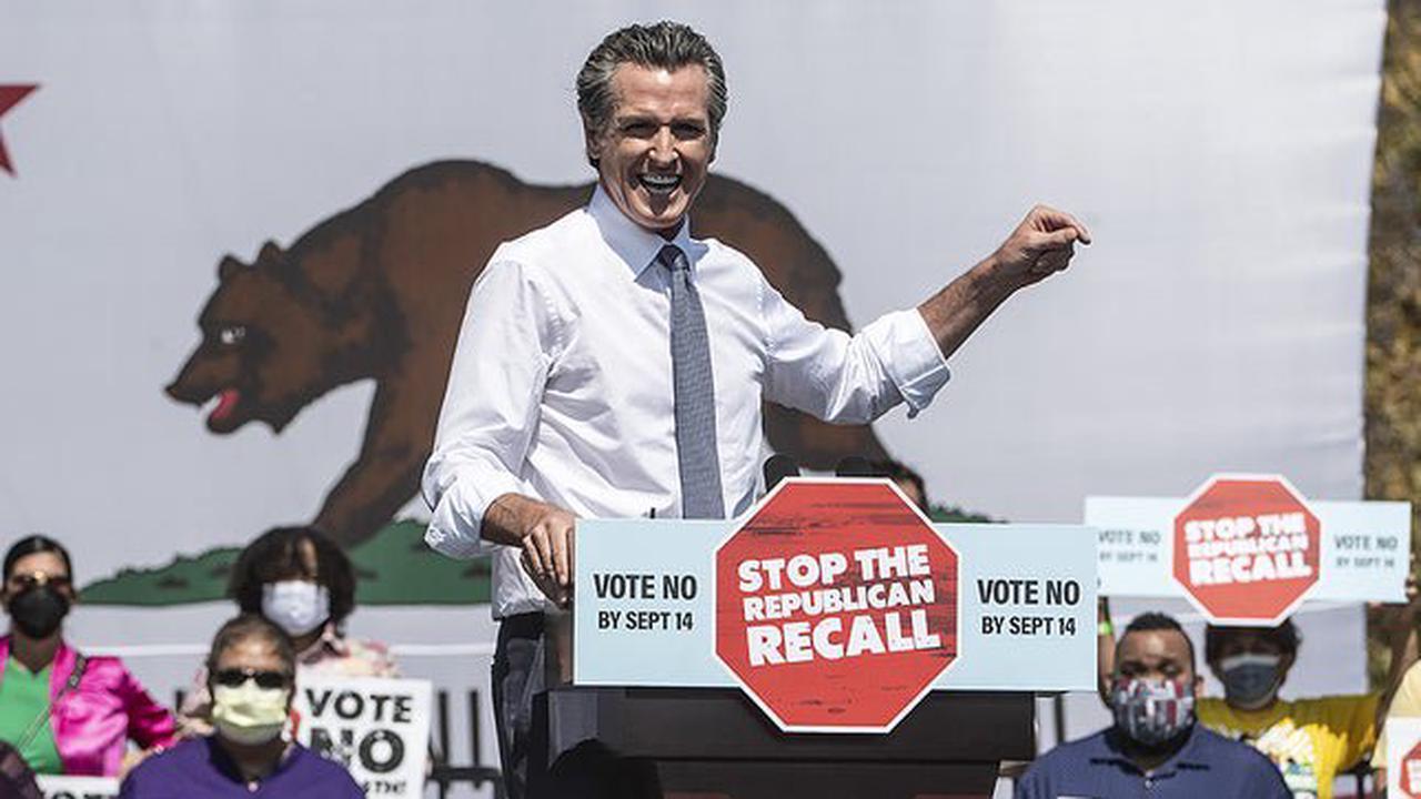 Newsom: Presidential bid has '100 percent never been on my radar'