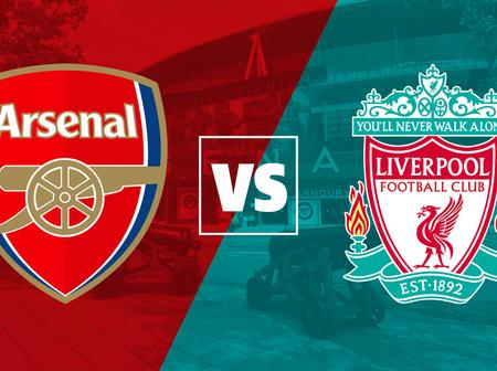 Can Liverpool Defeat Arsenal At The Emirates Stadium To Get Back In The Race For The EPL Title?