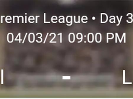 Arsenal vs Liverpool Statistics