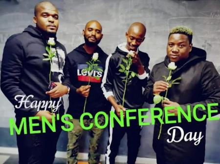It' Just a fantasy! Here Is The Reality Behind Men's Conference and Stingy Men Association Ideologie