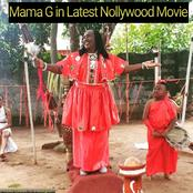 Mama G is Back To Action, See Her Recent Photos in New Nollywood Movies