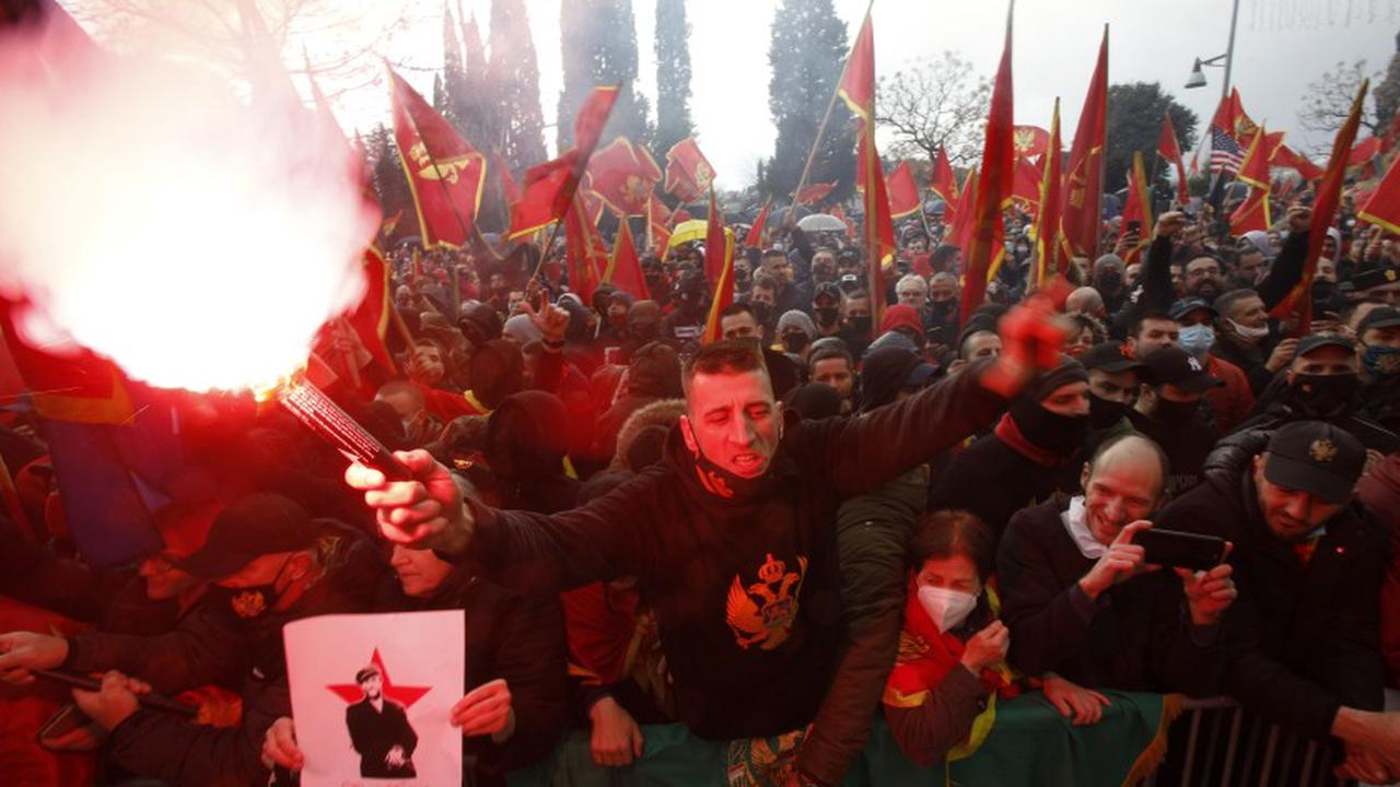 Montenegro lawmakers change religious law opposed by church