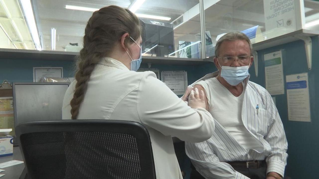 Johnson and Johnson Stocks - Johnson & Johnson vaccinations begin at west Kentucky pharmacies