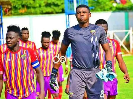 Ayi and other keepers to be shown the exit on their performance for Hearts of Oak-Supporters