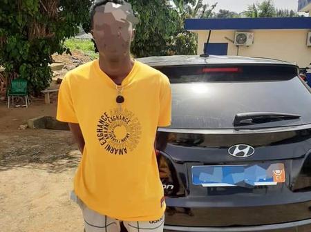Cocody: Il vole la voiture de son voisin et la met en gage à Abobo pour 20 mille francs