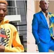 King Kaka And Young Kenyan Rapper Trio Mio Make Headlines
