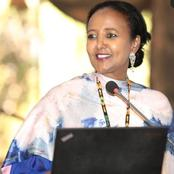 The Age, Background And The Beautiful Family Of Amina Mohammed