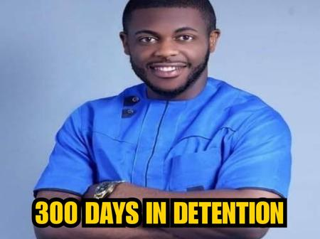 This Man, Solomon Akuma Has Been In Police Detention For 300 Days. See What He Did Wrong