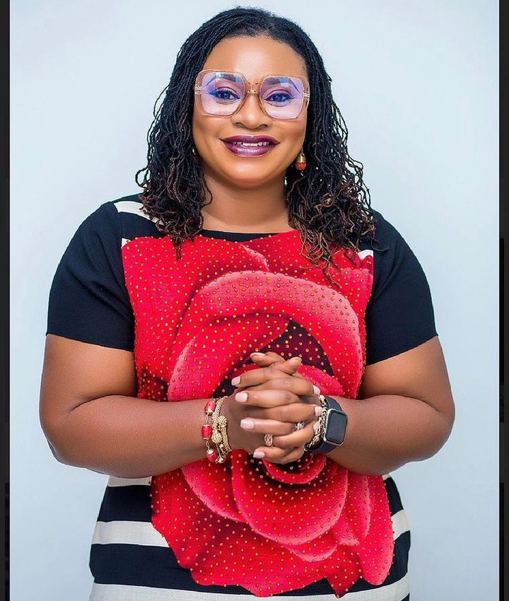 3d2943bcd7dc6107b3f8ac1692c3e927?quality=uhq&resize=720 - Checkout These Beautiful 'Sweet 16' Photos Of Ghana's Former EC Boss, Charlotte Osei Causing Confusion Online