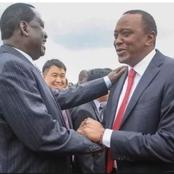 Uhuru Holds Crucial Meeting With Powerful Leader Amid Troubled Handshake (Photos)