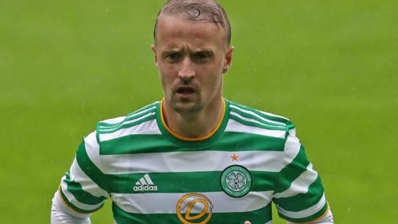 Leigh Griffiths would be huge asset for Scotland, says Celtic's Callum McGregor