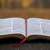 Check Out This Unique Word That Appears 74 Times In The Bible But No One Can Explain What It Means
