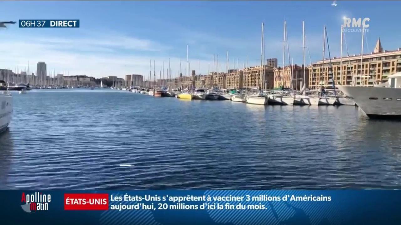 """""""C'est moins terne"""": pourquoi les Parisiens privilégient Marseille comme destination"""