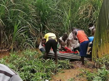 Another Drowned Teenager Found In A River - See Full Details