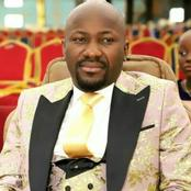 Apostle Suleman Dismisses Reports Of Being Investigated For Sleeping With A Former Pastor's Wife