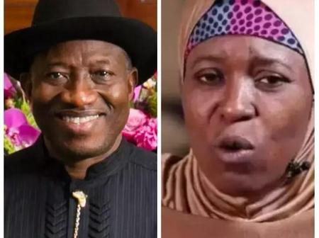Aisha Yesufu Blasts Former President Goodluck Jonathan For What He Did In 2015 (See Tweets)