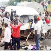Drive Safely: Sad Photos Of Road Accidents In Nigeria And Around The World