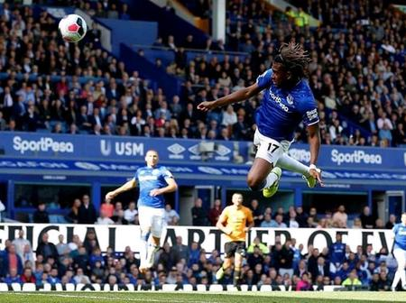 Lacazette and Chukwueze react to Alex Iwobi's statement after guiding Everton to victory over Fulham