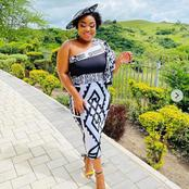 See Thobile Makhumalo Mseleku causing commotion with her recent pictures looking dazzling.
