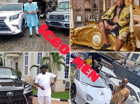 Checkout 8 photos of these young Igbo businessmen