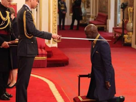 Ghanaian Architect David Adjaye Becomes First African To Receive Royal Gold Medal