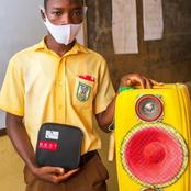 See What This Schoolboy Created Using A Jerry Can That Got People Talking