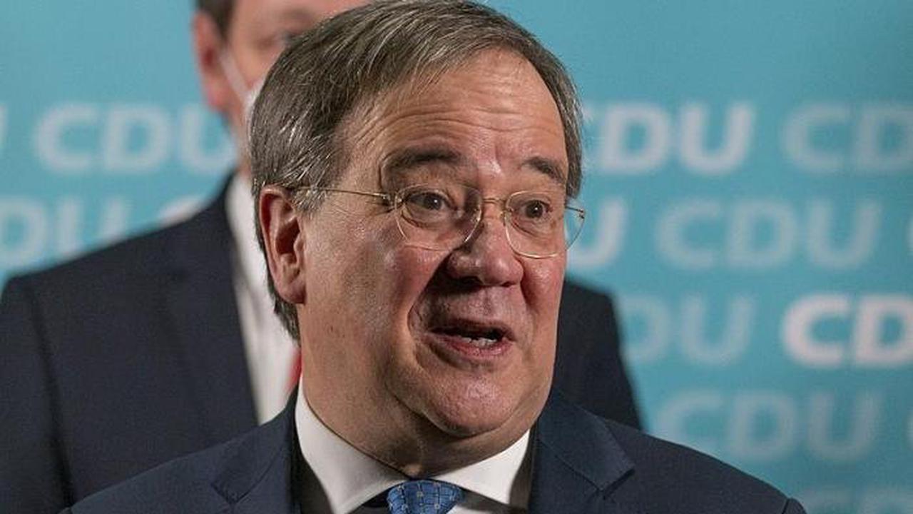 Unionspolitiker genervt, weil Laschet nicht in Würde verlieren kann
