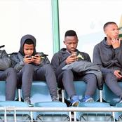 This Is What Soccer Players Do With Their Phones In Matches! - opinion